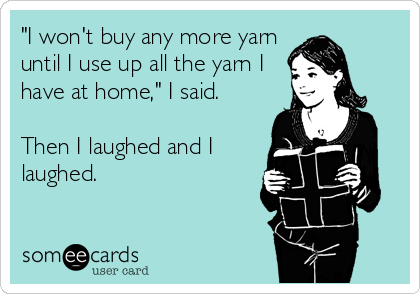 Thoughts on Becoming a Yarn Consumer - Sakeenah.com