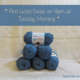Find Good Deals on Yarn at Tuesday Morning - Sakeenah