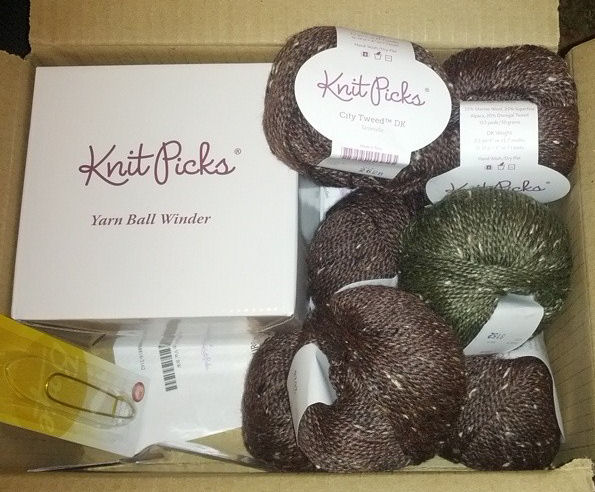 Knit Picks Order | Sakeenah.com