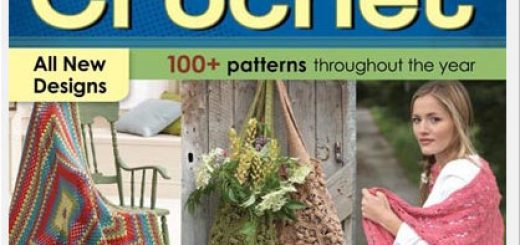 Crochet Pattern Calendar 2015 Sale
