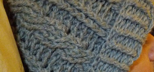 Crochet Cable Hat - link to free crochet pattern in post from Sakeenah.com