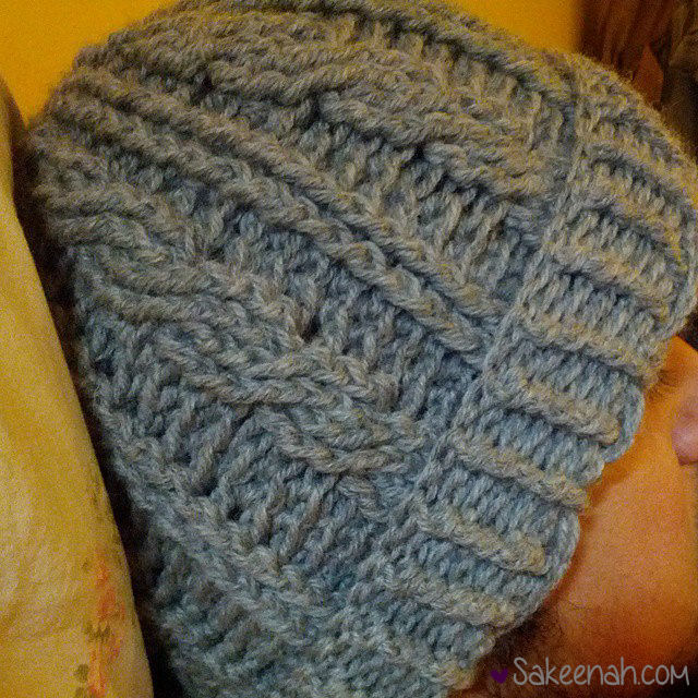 Featured Free Crochet Pattern: Cable Hat by Sarah Arnold - Sakeenah