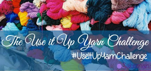 Too Much Yarn? If you are ready to commit to the no new yarn challenge, just use the #UseItUpYarnChallenge and we will all find each other. Sakeenah.com